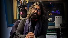 Award winning Music Producer Talvin Singh