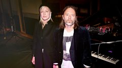 Thom Yorke in conversation with Mary Anne Hobbs