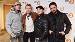 Boyzone recall their cringy TV debut in 1993