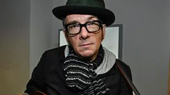 Elvis Costello on working with Paul McCartney