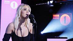 Live Lounge - Rita Ora
