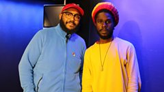Chronixx Plays Lyrical Translation