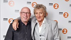 "Rod Stewart: ""We played blues!"""