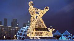 Giorgi Sviridov: Waltz (Snowstorm Suite)