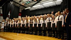 Carrickfergus Grammar School - Almighty and Everlasting God