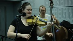 Jackie Oates sings an old lacemakers' work song