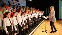 Killinchy Primary School - Top of the World