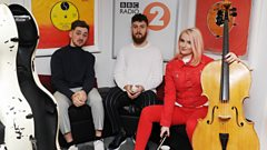 Watch Clean Bandit perform ABBA's Dancing Queen for Zoe Ball