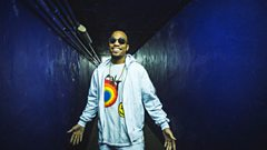 Anderson .Paak steals the crown with King James