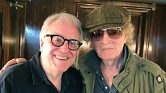 Mott The Hoople frontman Ian Hunter