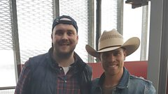 Dustin Lynch builds his favourite country singer