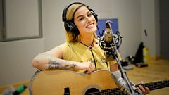 Cassadee Pope live in session