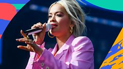 BBC Radio 1's Big Weekend - Rita Ora - Live In Middlesbrough