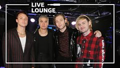 Live Lounge - 5 Seconds of Summer