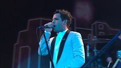 The journey of The Killers to Glastonbury 2019
