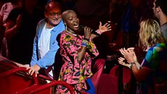 Watch Angélique Kidjo take the party to the crowd during Proms performance