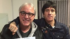 Johnny Marr Interview