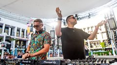 Radio 1 in Ibiza - CamelPhat