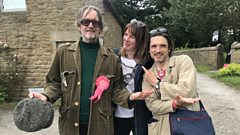 Jarvis Cocker: Protest songs in the Peak District