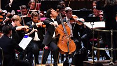 Sheku plays Elgar's Cello Concerto at the Proms (excerpt)
