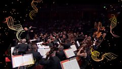 Ravel's La Valse (extract) celebrates 150th birthday of Proms founder/conductor (BBC Proms 2019)