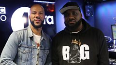 Grammy and Oscar award-winning rapper and actor Common joins DJ.Ace
