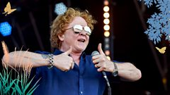 Radio 2 Live in Hyde Park - Simply Red - Something Got Me Started