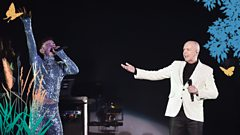 Radio 2 Live in Hyde Park - Pet Shop Boys - Dreamland (ft. Years & Years)