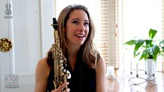 Amy Dickson - The Classical Playlist experience