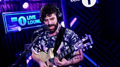 Radio 1's Live Lounge - Foals