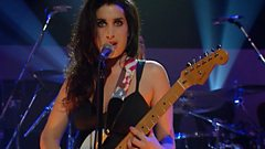 Amy Winehouse - Stronger Than Me (Later Archive 2003)