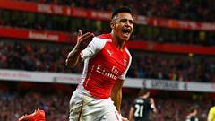 1499526ba Play audio Arsene Wenger  Alexis Sanchez is like Suarez from BBC Radio 5  liveArsene Wenger  Alexis Sanchez is like Suarez
