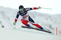 p070zwtx - Watch: Alpine World Ski Championships - Men's Giant Slalom
