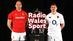 p071bjtj - Six Nations - Wales v England build-up