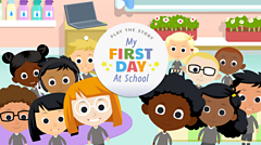 Game - My First Day at School