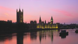 Project britain houses of parliament
