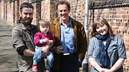 BBC Two - Big Dreams Small Spaces, Series 2, Episode 3, Planning a ...