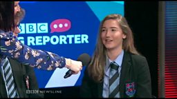 Bbc Sign Your School Up To Bbc Young Reporter