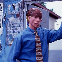 Yellowman Getting Married