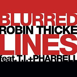 Blurred Lines (feat. T.I. & Pharrell Williams)