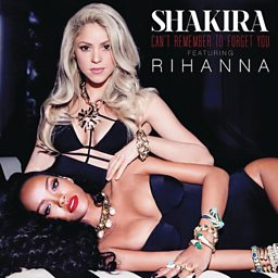 Can't Remember To Forget You (feat. Rihanna)