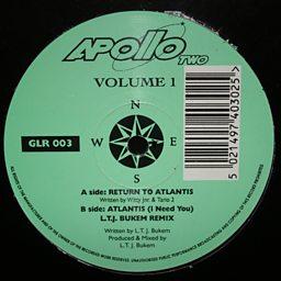 Atlantis (I Need You) (LTJ Bukem Remix)