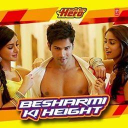 Besharmi Ki Height