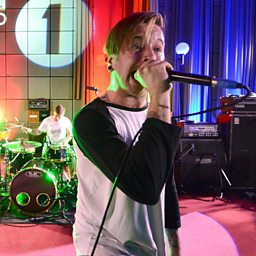 Sceptres (Radio 1 Session, 12 May 2014)