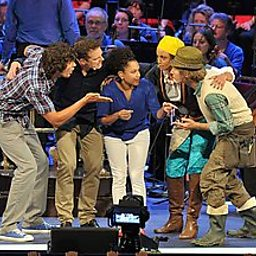 Fantasia on British Sea Songs (BBC Proms 2014)