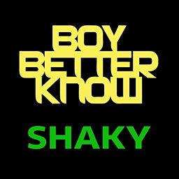 Shaky (feat. Newbaan & Boy Better Know)
