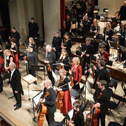 Symphony in C major (Toy) (feat. Matthias Bamert)