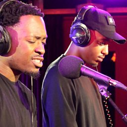 Boys Like Girls/Wifey Riddim (1Xtra Live Lounge, 5 June 2015)