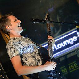 Knights of Cydonia (Radio 1 Live Lounge, 11 Sep 2015)