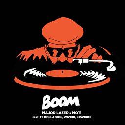 Boom (feat. Ty Dolla $ign, WizKid & Kranium)